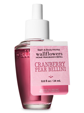 Cranberry Pear Bellini Wallflowers Fragrance Refill - Bath And Body Works