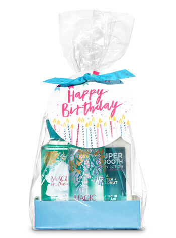 Magic in the Air Happy Birthday Mini Gift Set