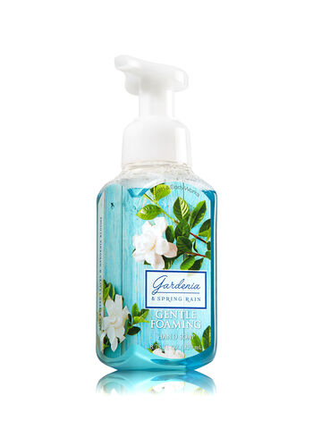 Gardenia & Spring Rain Gentle Foaming Hand Soap - Bath And Body Works