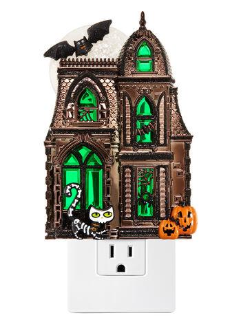 Large Haunted House Nightlight Wallflowers Fragrance Plug