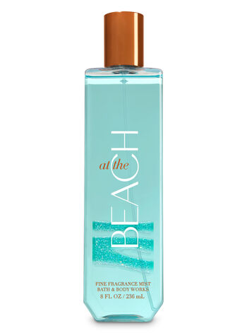 Bath Images at the beach fine fragrance mist - signature collection | bath