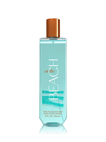 Signature Collection At The Beach Fine Fragrance Mist - Bath And Body Works