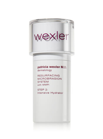 Wexler Resurfacing Microbrasion System Step 2: Intensive Hydrator - Bath And Body Works