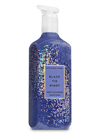 Black Tie Night Deep Cleansing Hand Soap - Bath And Body Works