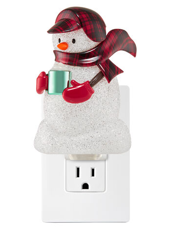 Bundled Snowman Nightlight Wallflowers Fragrance Plug