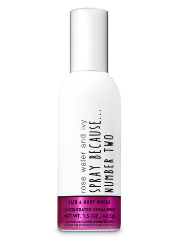 Rose Water & Ivy Concentrated Room Spray - Bath And Body Works
