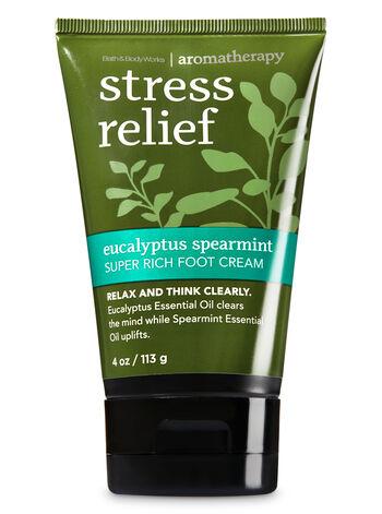 Aromatherapy Eucalyptus Spearmint Super Rich Foot Cream - Bath And Body Works