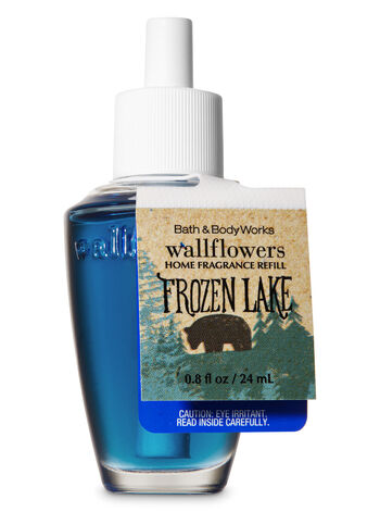 Frozen Lake Wallflowers Fragrance Refill - Bath And Body Works