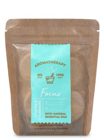 Focus - Eucalyptus & Tea In Shower Steamer