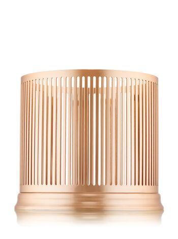 Mod Stripes 3-Wick Candle Sleeve