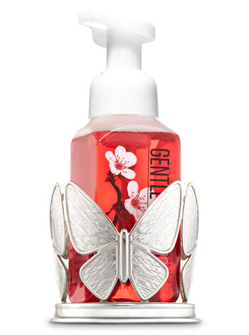 Butterfly Hand Soap Half Sleeve - Bath And Body Works