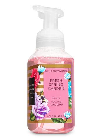 Fresh Spring Garden Gentle Foaming Hand Soap - Bath And Body Works
