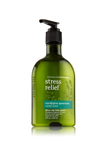 Aromatherapy Eucalyptus Spearmint Hand Soap - Bath And Body Works