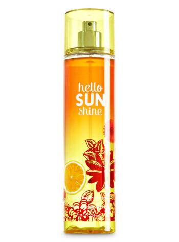 Signature Collection Hello Sunshine Fine Fragrance Mist - Bath And Body Works