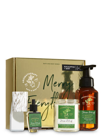 Stress Relief - Eucalyptus & Mint Get Relaxed Gift Set