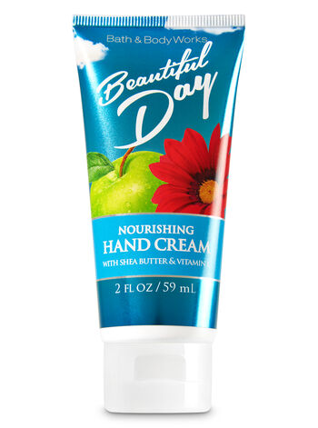 Beautiful Day Nourishing Hand Cream - Bath And Body Works
