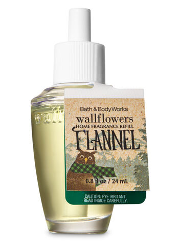 Flannel Wallflowers Fragrance Refill - Bath And Body Works