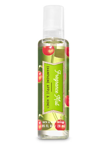 Signature Collection Champagne Apple & Honey Travel Size Fine Fragrance Mist - Bath And Body Works