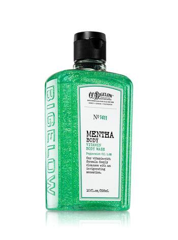C.O. Bigelow Mentha Vitamin Body Wash - Bath And Body Works
