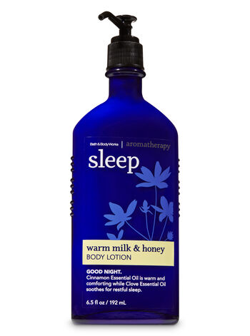 Aromatherapy Warm Milk & Honey Body Lotion - Bath And Body Works