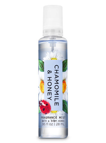 Chamomile & Honey Travel Size Fine Fragrance Mist - Bath And Body Works