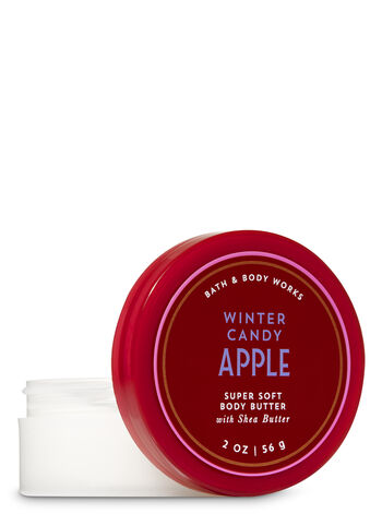 Signature Collection Winter Candy Apple Travel Size Body Butter - Bath And Body Works