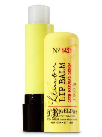 Lemon Lip Balm C O Bigelow Bath Amp Body Works