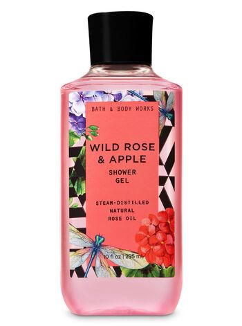 Wild Rose & Apple Shower Gel - Bath And Body Works