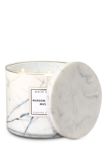 Marshmallow Musk 3-Wick Candle