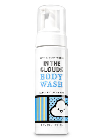 Signature Collection Electric Blue Sky Body Wash - Bath And Body Works