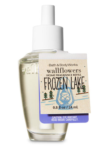 Frozen Lake Wallflowers Fragrance Refill - Bath And Body Works