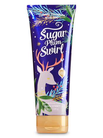 Signature Collection Sugar Plum Swirl Ultra Shea Body Cream - Bath And Body Works