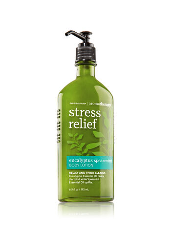 Eucalyptus Spearmint Stress Relief Lotion