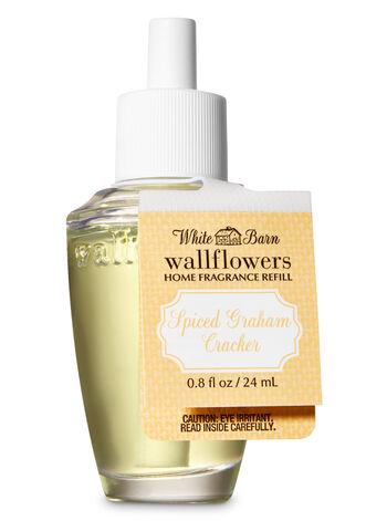 Spiced Graham Cracker Wallflowers Fragrance Refill - Bath And Body Works