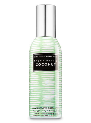Fresh Mint & Coconut Concentrated Room Spray - Bath And Body Works