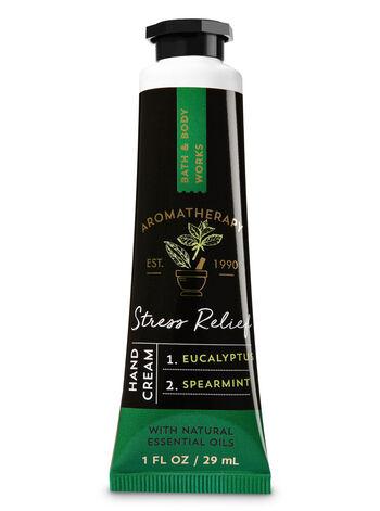 Aromatherapy Stress Relief - Eucalyptus & Spearmint Hand Cream - Bath And Body Works