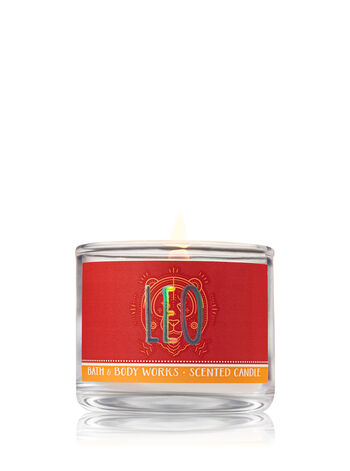 Leo Palo Santo Mini Candle