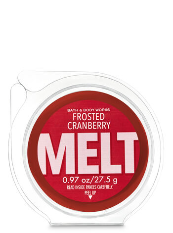 Frosted Cranberry Fragrance Melt - Bath And Body Works