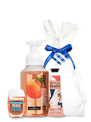 Peach Bellini Happy Hands Gift Kit - Bath And Body Works