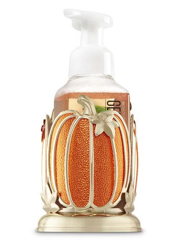 Big Orange Pumpkin Hand Soap Sleeve - Bath And Body Works