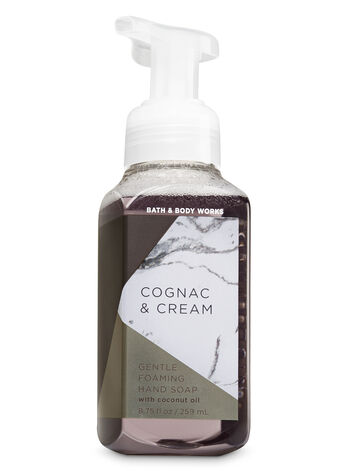Cognac & Cream Gentle Foaming Hand Soap - Bath And Body Works