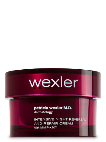 Wexler Intensive Night Reversal & Repair Cream 3.4 oz With MMPi•20™ Serum - Bath And Body Works