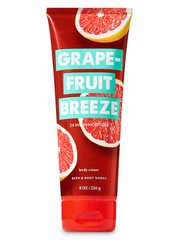 Signature Collection Grapefruit Breeze Ultra Shea Body Cream - Bath And Body Works