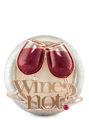 Wine Not? Scentportable Holder - Bath And Body Works