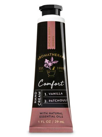 Aromatherapy Comfort - Vanilla & Patchouli Hand Cream - Bath And Body Works