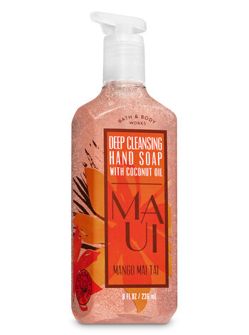 Mango Mai Tai Deep Cleansing Hand Soap - Bath And Body Works
