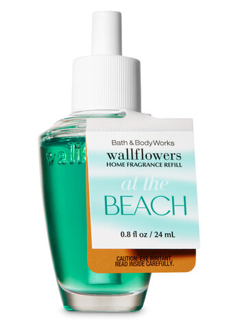 At The Beach Wallflowers Fragrance Refill - Bath And Body Works