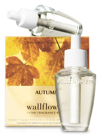 Autumn Wallflowers Refills, 2-Pack - Bath And Body Works