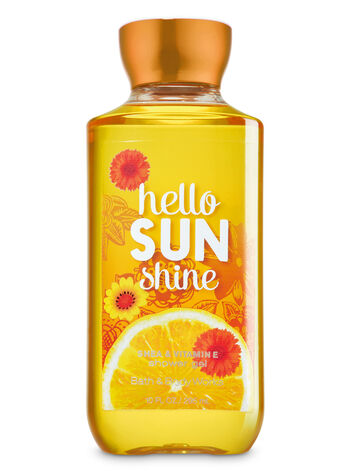 Signature Collection Hello Sunshine Shower Gel - Bath And Body Works