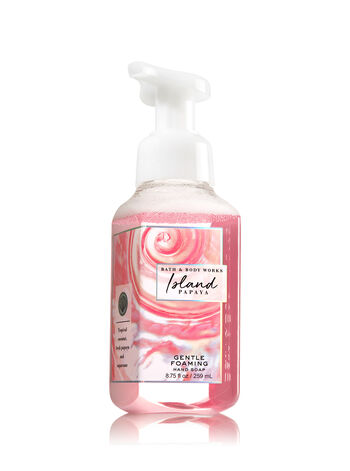 Island Papaya Gentle Foaming Hand Soap - Bath And Body Works
